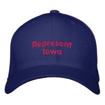 Represent Iowa Cap