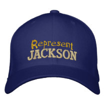 Represent Jackson Cap
