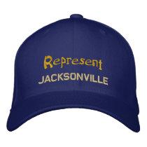 Represent Jacksonville Cap