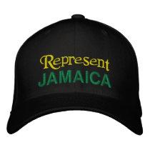 Represent Jamaica Cap