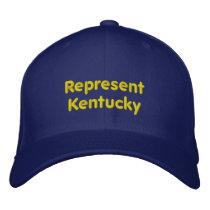 Represent Kentucky Cap