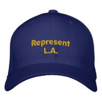 Represent L.A. Cap