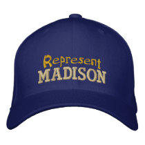 Represent Madison Cap