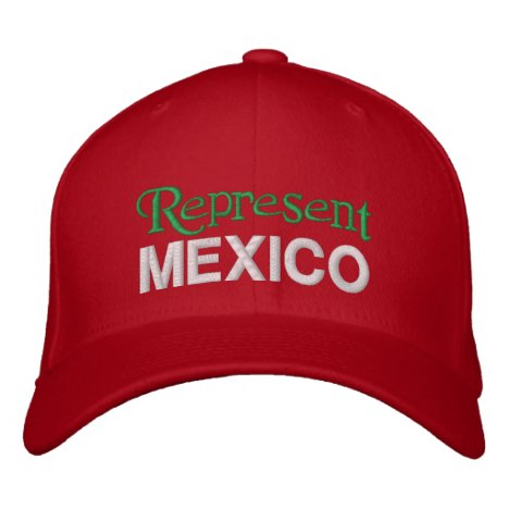 Represent Mexico Cap