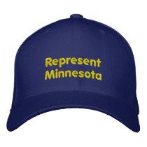 Represent Minnesota Cap