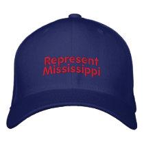 Represent Mississippi Cap