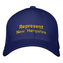Represent New Hampshire Cap