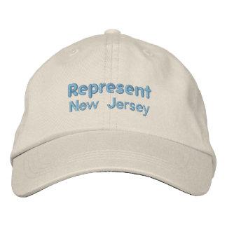 Represent New Jersey Cap
