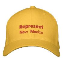 Represent New Mexico Cap