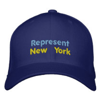 Represent New York Cap