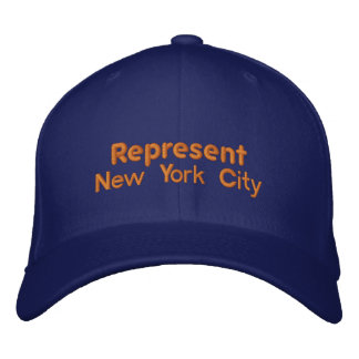 Represent New York City Cap