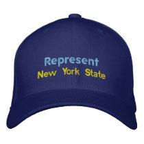 Represent New York State Cap