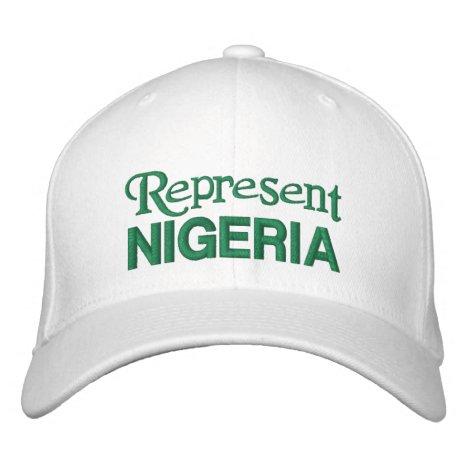 Represent Nigeria Cap