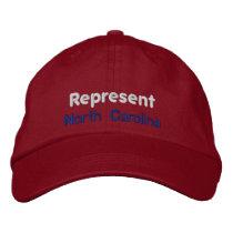 Represent North Carolina Cap