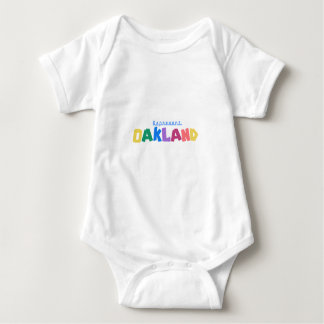 Represent Oakland Baby Bodysuit