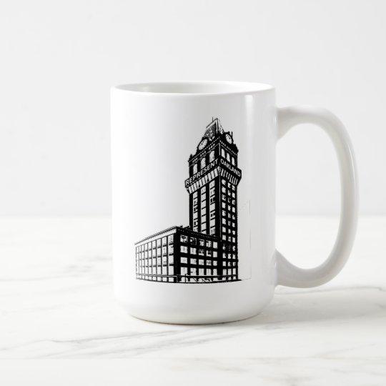 Represent Oakland Tribune Building Coffee Mug