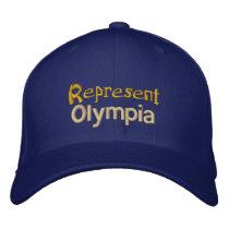 Represent Olympia Cap