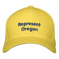 Represent Oregon Cap