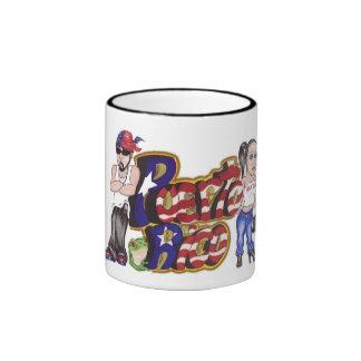 Represent P.R. Ringer Mug