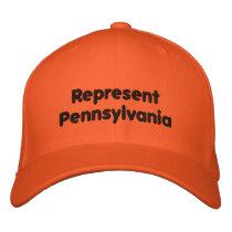 Represent Pennsylvania Cap