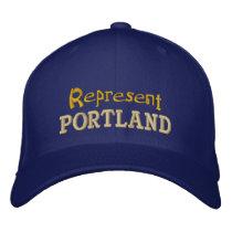 Represent Portland Cap