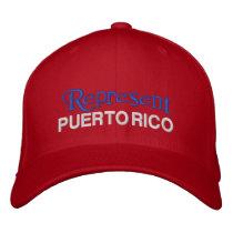 Represent Puerto Rico Cap