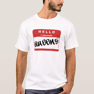 Represent Queens T-Shirt