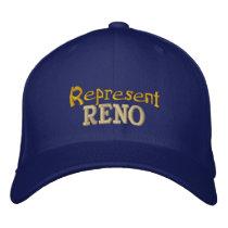 Represent Reno Cap