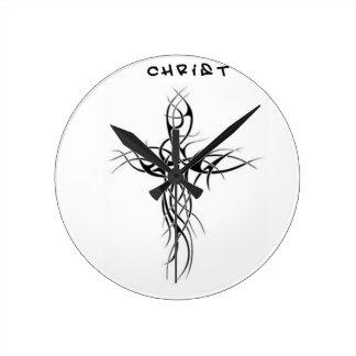 Represent Round Clock