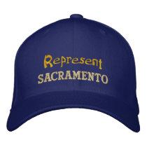Represent Sacramento Cap