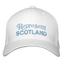 Represent Scotland Cap