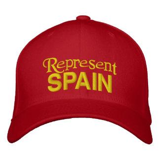 Represent Spain Cap