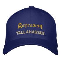 Represent Tallahassee Cap