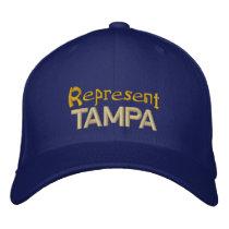 Represent Tampa Cap