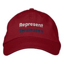 Represent Tennessee Cap