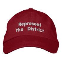 Represent the District Cap