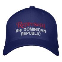 Represent the Dominican Republic Cap