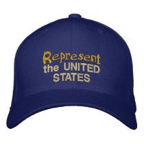 Represent the United States Cap