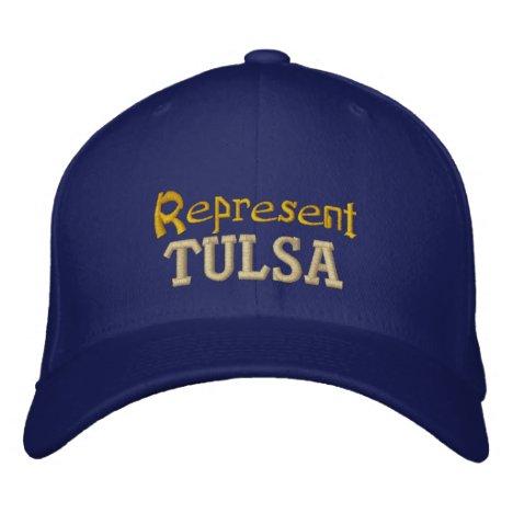 Represent Tulsa Cap