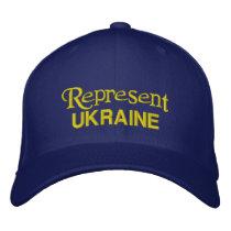 Represent Ukraine Cap