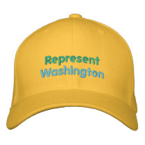 Represent Washington Cap