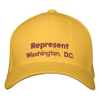 Represent Washington, D.C. Cap