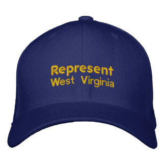 Represent West Virginia Cap