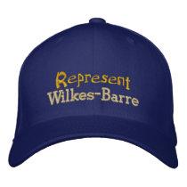 Represent Wilkes-Barre Cap