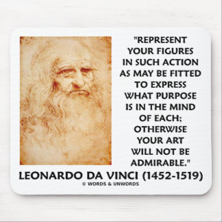 Represent Your Figures Express Purpose In The Mind Mouse Pad