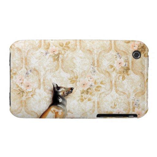 Representación animal, artículo de la novedad, est iPhone 3 protectores