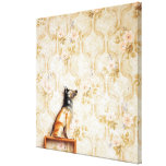 Representación animal, artículo de la novedad, est impresiones en lienzo estiradas