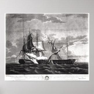 Representación de la fragata de los E.E.U.U., Impresiones