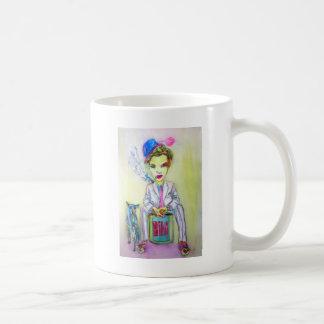 Representación Taza De Café