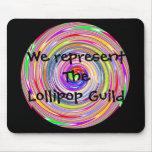 Representamos el gremio Mousepad del Lollipop Alfombrillas De Ratones